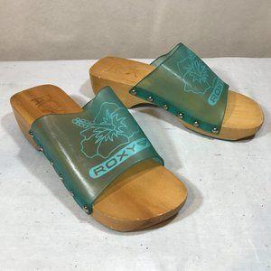 Vintage 90's Roxy Freebird Sandals Size 8